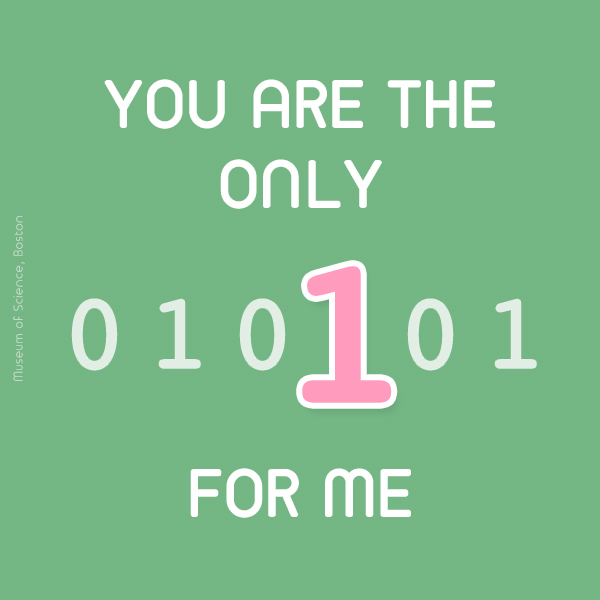 You are the only 1 for me