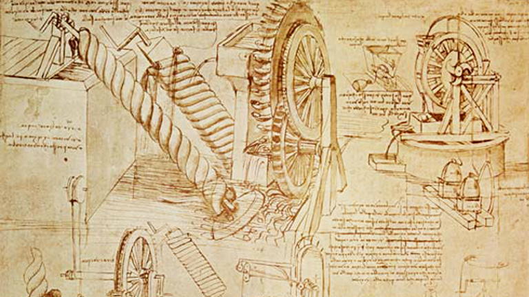 davinci and his life Leonardo da vinci was fascinated by the flight of birds and pursued his dream of building a flying machine throughout his life he made the design of the earliest known modern parachute whose feasibility was successfully tested in 2000 by briton adrian nicholas.