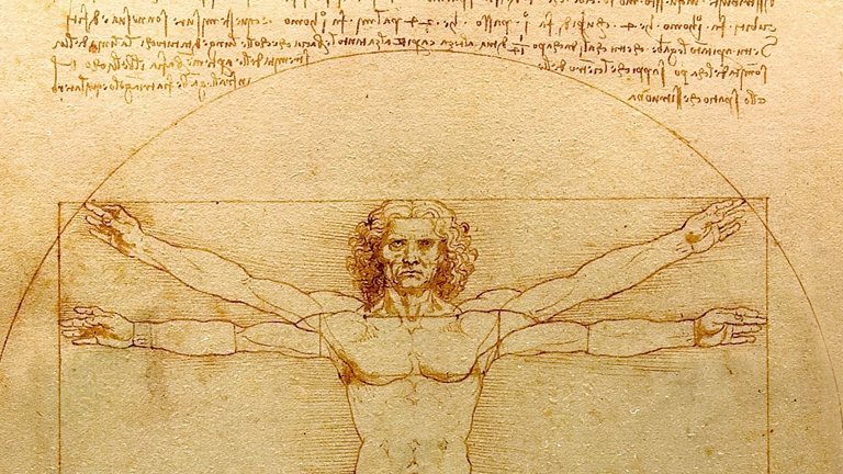Activity: Golden Ratio | Leonardo Da Vinci - The Genius