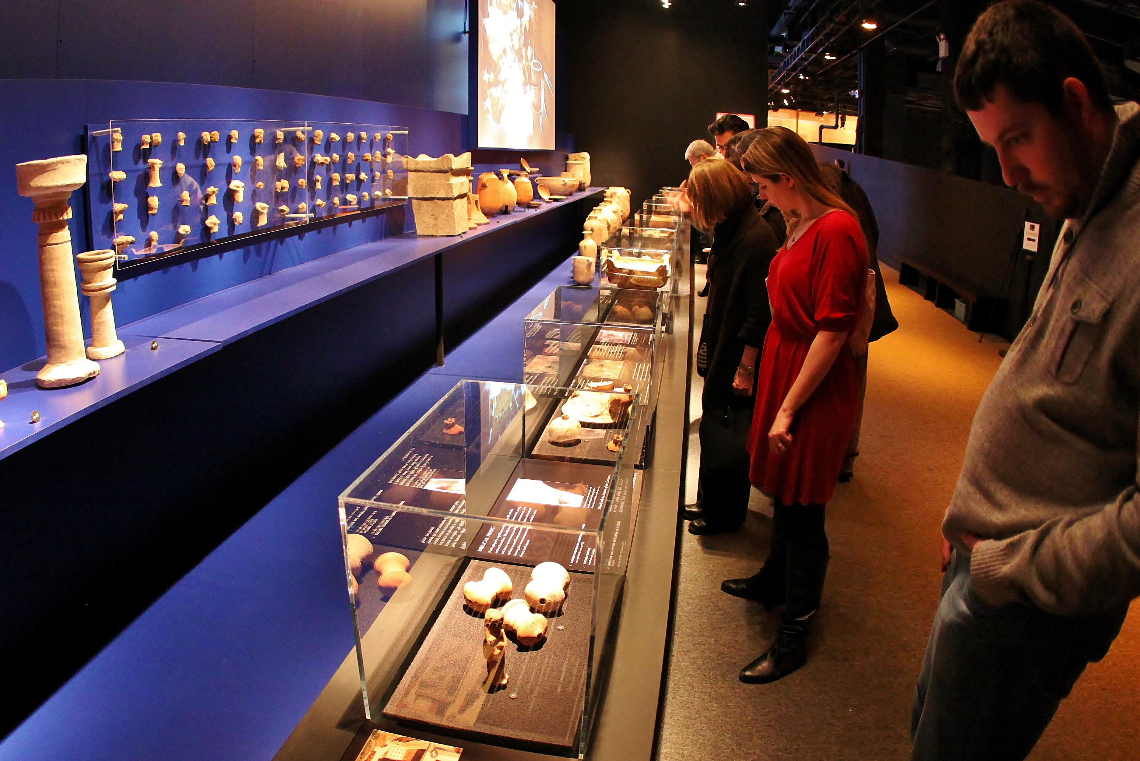 Dead Sea Scrolls Life In Ancient Times Museum Of