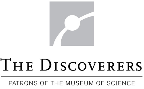 The Discoverers logo