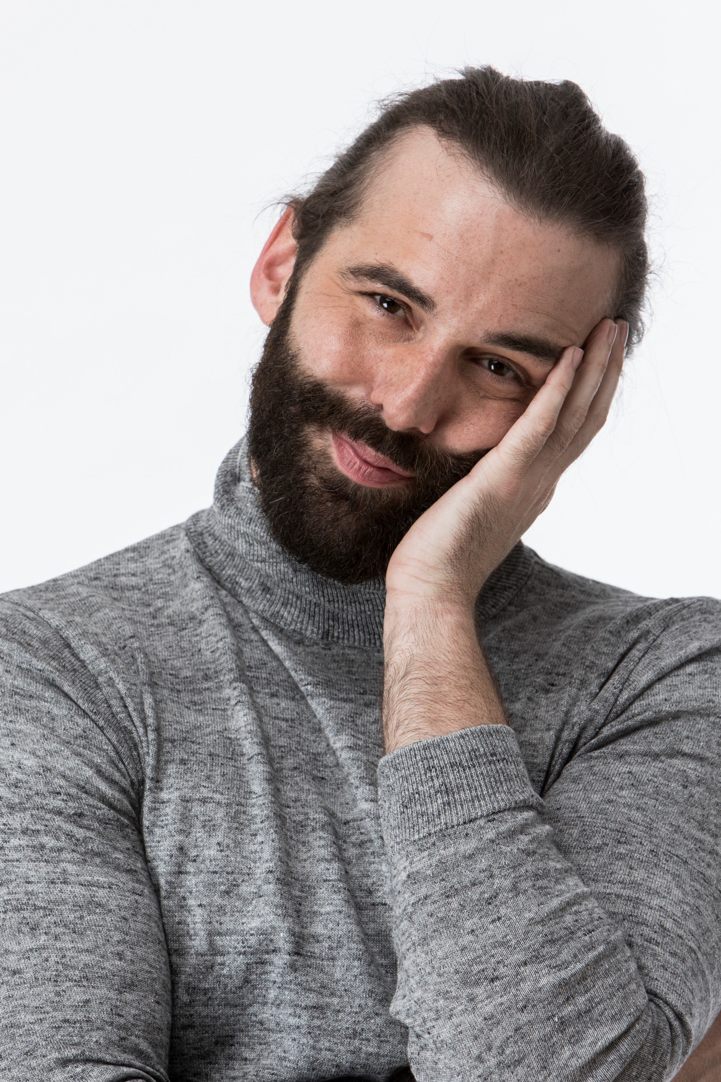 Image result for Jonathan Van Ness Boston