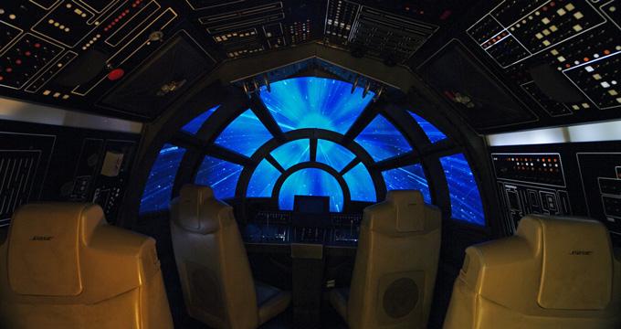 Picture of Millennium Falcon
