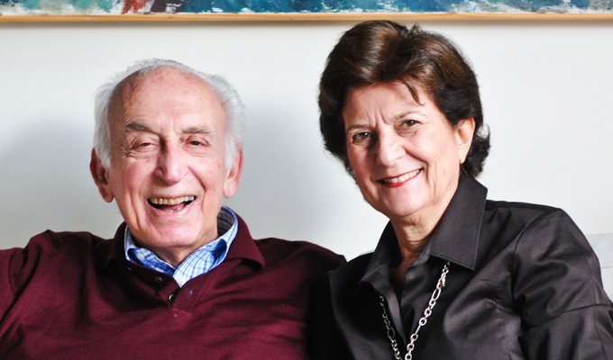 Daphne and George N. Hatsopoulos picture