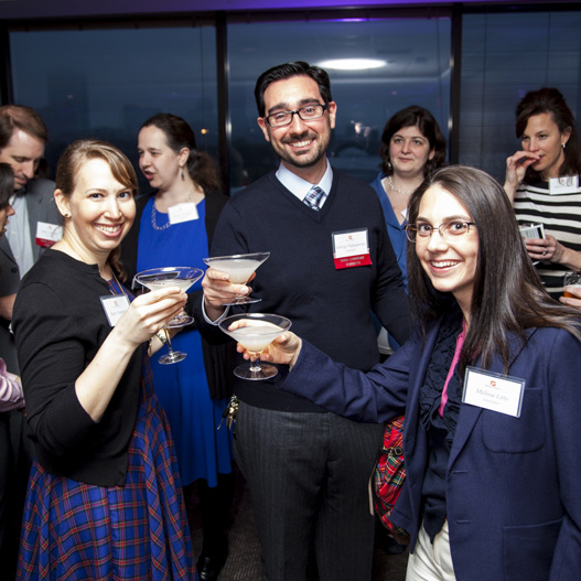 Group of Innovators at an event