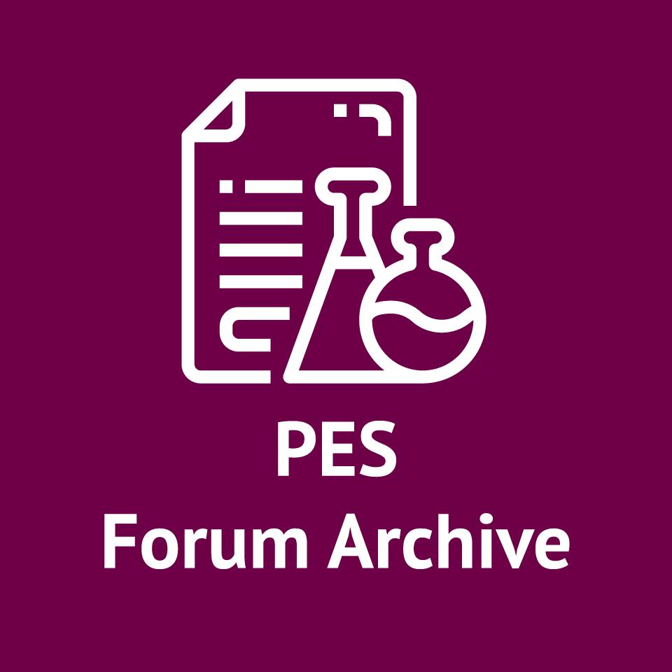 PES Forum Archive