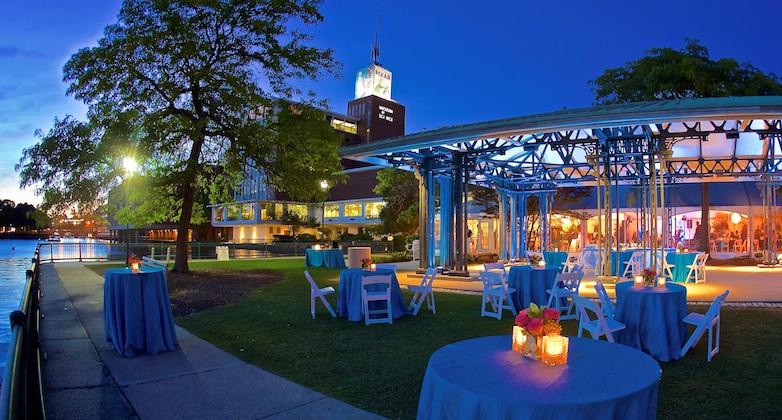 Photo of Washburn Pavilion