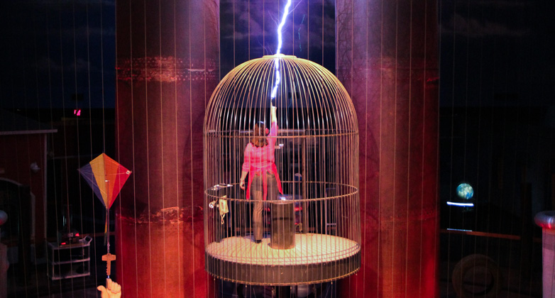 Picture of Theater of Electricity
