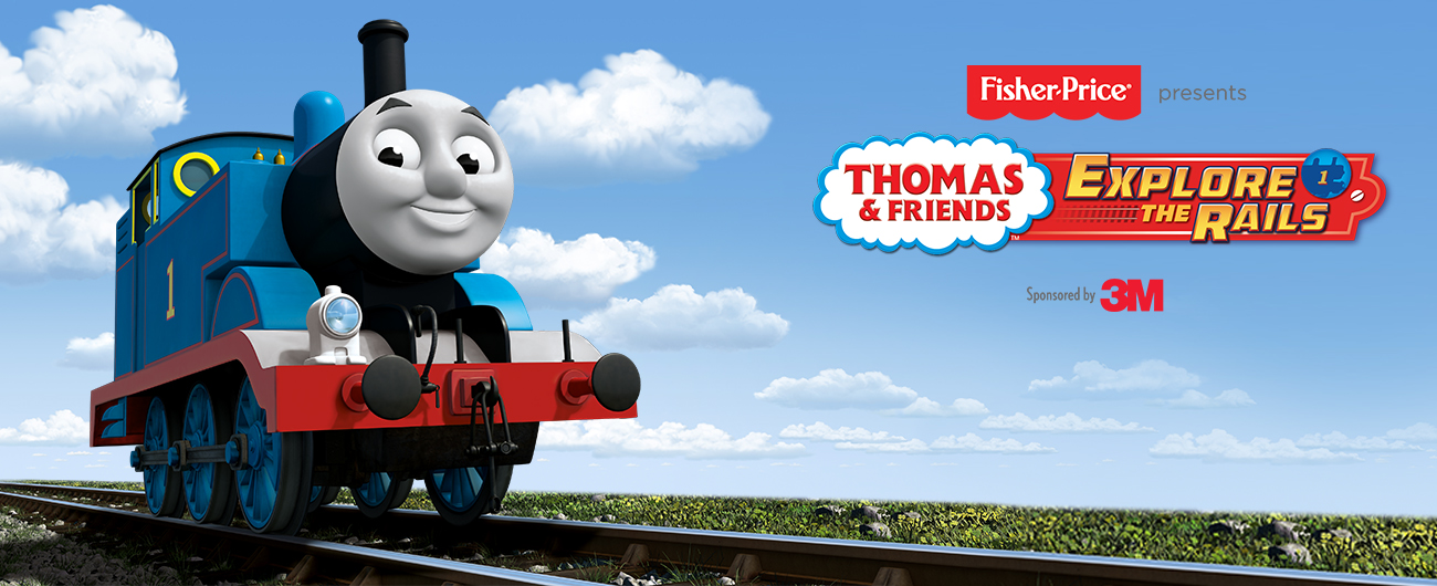 Thomas & Friends™: Explore the Rails | Museum of Science, Boston
