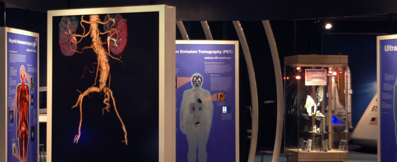 Picture of Beyond the X-Ray exhibit