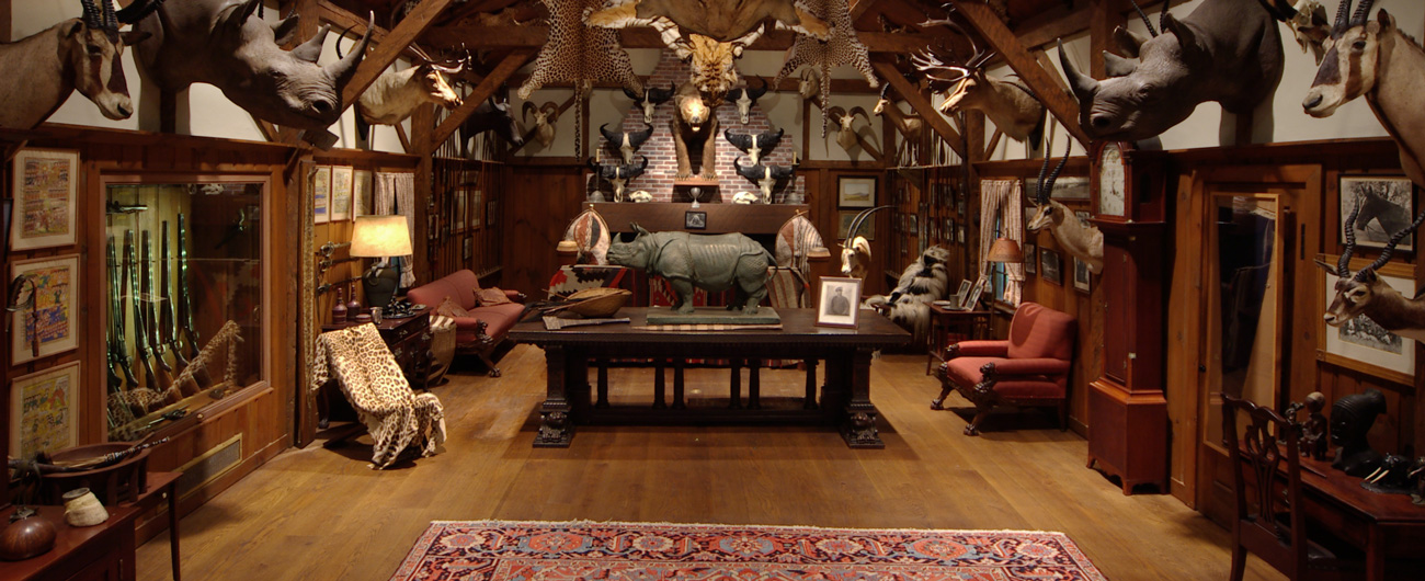 The Colby Trophy Room | Museum of Science, Boston
