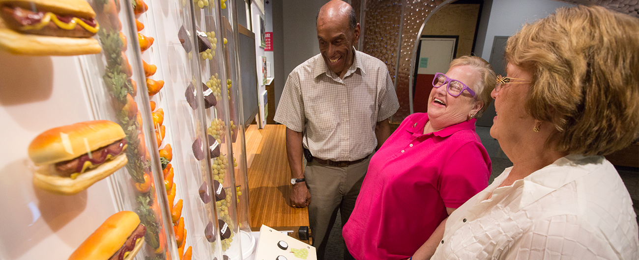 Senior Citizen Group Discount at the Museum of Science