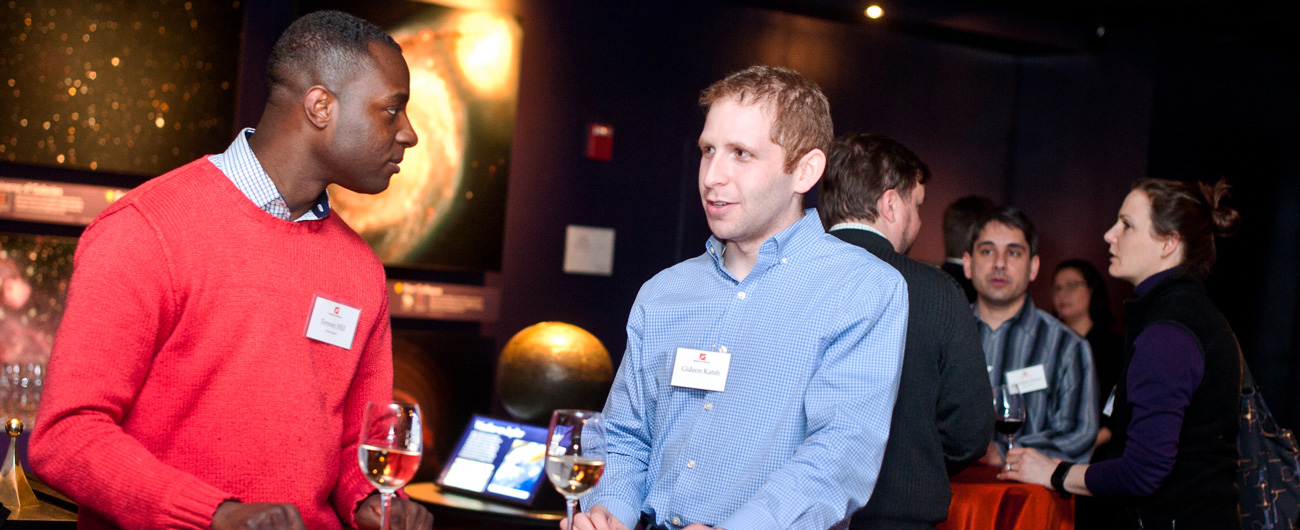Innovators networking