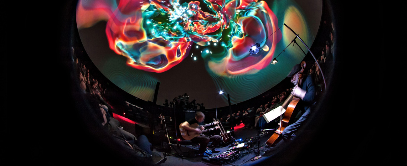 Cosmic Loops: Music Beneath the Stars