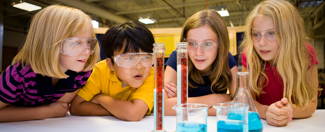 Chemistry activity at NanoDays