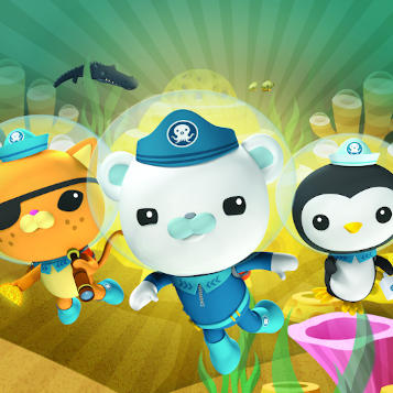Octonauts: Amazon Adventure 4-D image
