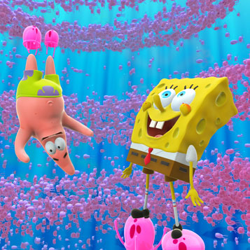 SpongeBob SquarePants 4-D: The Great Jelly Rescue