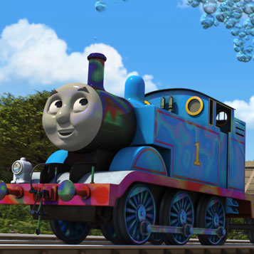 Thomas & Friends 4-D: Bubbling Boiler