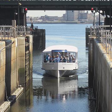 Museum of Science Bridges of Boston Member Cruise