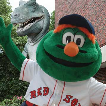 Red Sox Weekend at the Museum