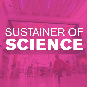 Become a Sustainer of Science