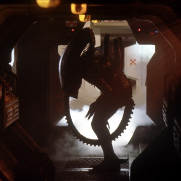 Movies Under the Dome: Alien