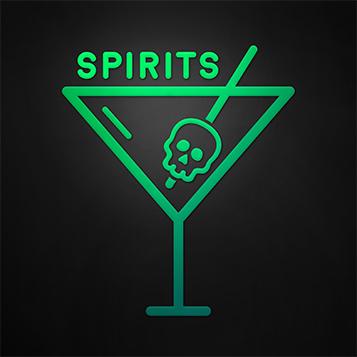 Spirits Podcast Live! image