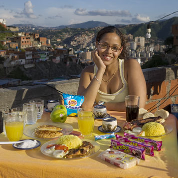 What I Eat: Around the World in 25 Diets