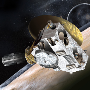 Journey to Pluto