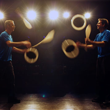 The Amazing Nano Brothers Juggling Show picture