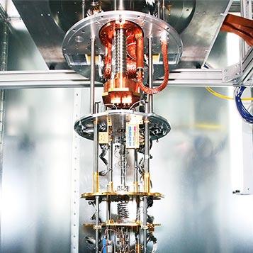 Quantum computer image