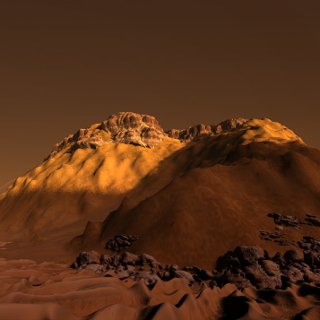 Destination Mars: The New Frontier