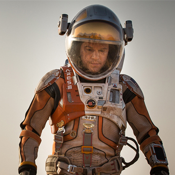 The Martian 4-D Experience®