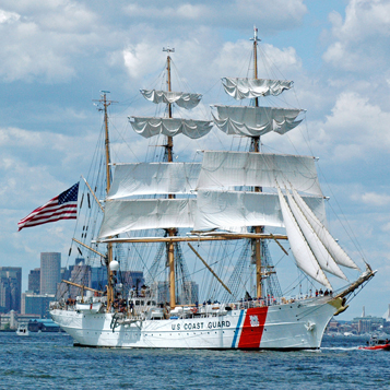 Museum of Science Tall Ships Member Cruises