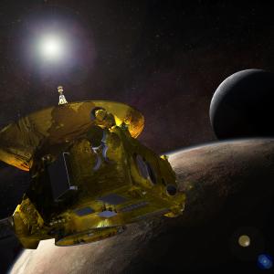 Chasing New Horizons