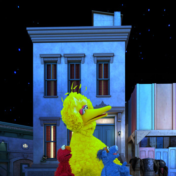 Big Bird's Adventure: One World, One Sky picture