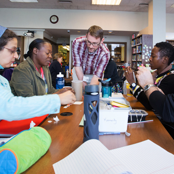 Connecting Library Collections to Science Standards
