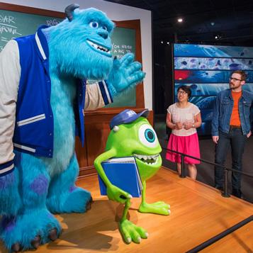 The Science Behind Pixar Field Trip Planning Workshop