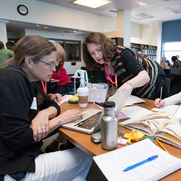 Using Science Notebooks Teacher Institute
