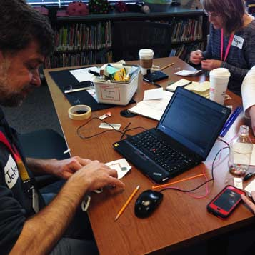 What Do You Mean by STEAM? Teacher Institute picture