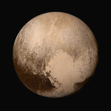 Beyond the Telescope: Pluto Revealed