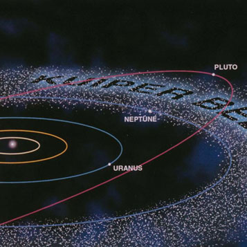 Beyond the Telescope: Surprises in the Outer Solar System