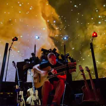 Cosmic Loops: Music Beneath the Stars