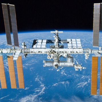 International Space Station Day picture
