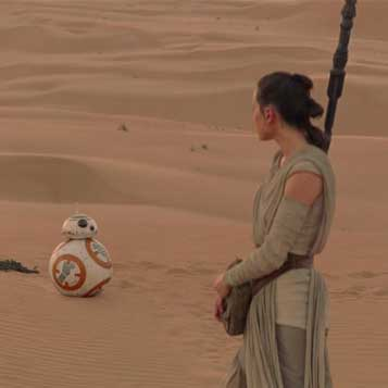 May the Fourth Be With You: Star Wars Episode VII: The Force Awakens