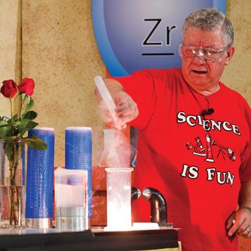 National Chemistry Week Celebration
