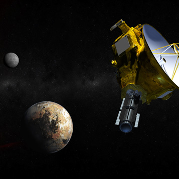 Pluto Party picture