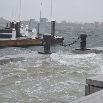 Sea Level Rise and Extreme Precipitation: Preparing for Boston's Uncertain Future