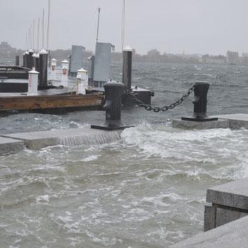 Sea Level Rise and Extreme Precipitation: Preparing for Boston's Uncertain Future