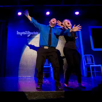 Summer Thursdays: ImprovBoston